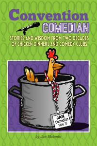Convention Comedian By Jan McInnis FL